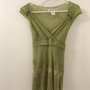 Max Studio silk blouse in Size 0 or Small